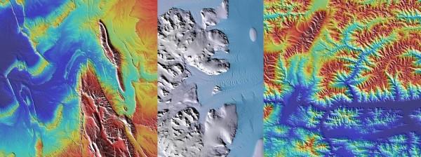 exemplos 3d 600x224 Disponível gratuitamente mapa 3D global para uso científico