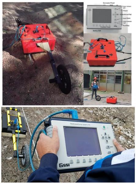 georadar 445x600 Replay na íntegra: Aplicações e Vantagens do Georadar na Engenharia