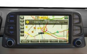 mapas da here nos carros da Hyundai 300x186 HERE fornece mapas de navegação em tempo real para veículos da Hyundai