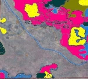 mapeamento de solos 300x271 USP anuncia bolsa para atuação com Mapeamento de Solos