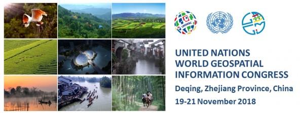 UNWGIC EVENTO DE GIS DA ONU NA CHINA 600x223 Primeiro Congresso Mundial de Informação Geoespacial da ONU acontece na China