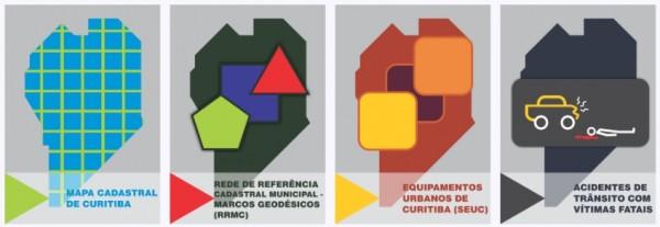 mapas interativos da cidade de curitiba 600x207 Curitiba lança portal de mapas interativos com informações de uso público