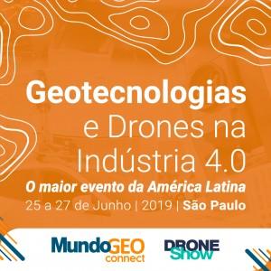 Instagram Imagem Post B2 300x300 Universidade abre curso de Tecnologia em Geoprocessamento no Rio de Janeiro