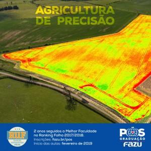 especializacao em agricultura de precisao 300x300 Faculdade de Uberaba lança pós graduação em Agricultura de Precisão