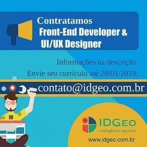 vaga idgeo 300x300 IDGeo abre vaga para área de Front End Developer e UI/UX Designer