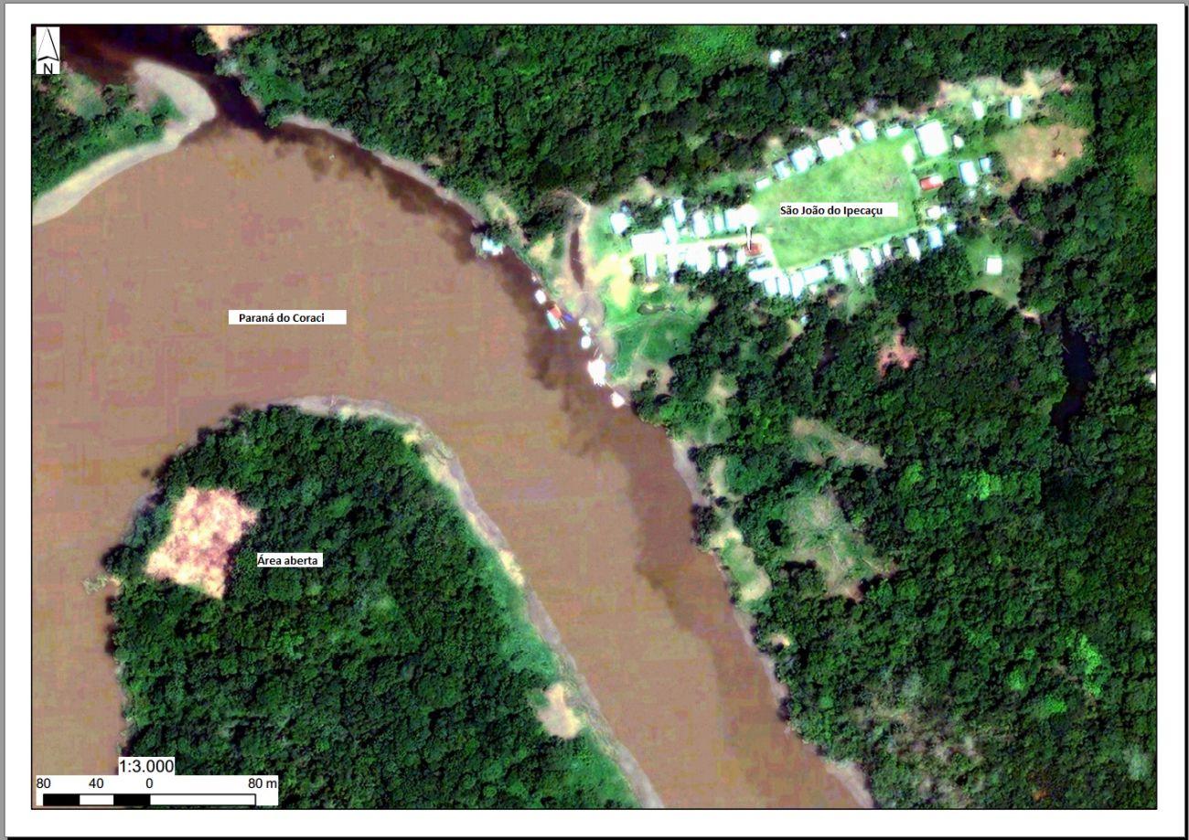 Instituto Mamirauá utiliza imagens de satélite dos últimos 30 anos para mapear agricultura em reserva na Amazônia - GP Agricultura_Instituto Mamirauá