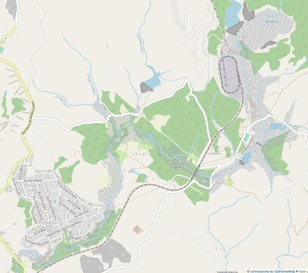 mapa do osm de brumadinho1 Artigo: OpenStreetMap no apoio ao desastre de Brumadinho
