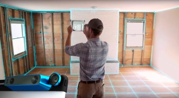 sensor canvas em acao 600x330 Lançamento: Scanner 3D portátil com precisão milimétrica