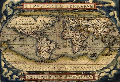 Theatrum Orbis Terrarum Orbis: aplicativo reúne tribos urbanas através da geolocalização
