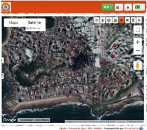 ViconSAGA 300x267 UFBA apoia Bombeiros no Plano de Emergência do Carnaval de Salvador