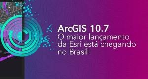 lancamento do arcgis 300x160 Imagem anuncia o lançamento da nova versão do ArcGIS