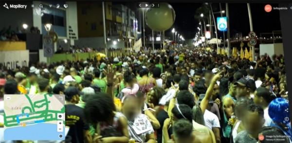 mapillary 600x294 UFBA apoia Bombeiros no Plano de Emergência do Carnaval de Salvador