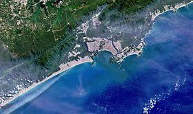 Baixada Santista from space Workshop destaca Geoprocessamento na região da Baixada Santista
