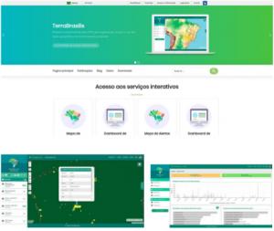 figura 2 300x253 Artigo: nova versão da plataforma do INPE com dados sobre desmatamento