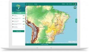 sistema terrabrasilis 300x176 Artigo: nova versão da plataforma do INPE com dados sobre desmatamento