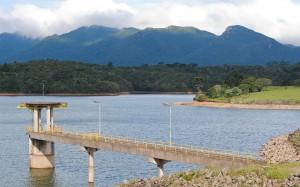 Reservatório Piraquara 1 fica localizado na Região Metropolitana de Curitiba 300x187 Edital recompensa proprietários de terras que preservem áreas naturais