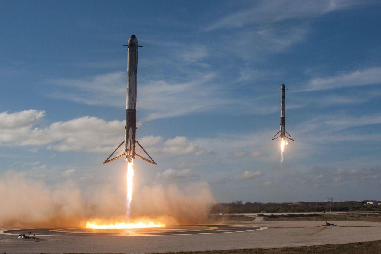 Imagem: SpaceX/Unsplash